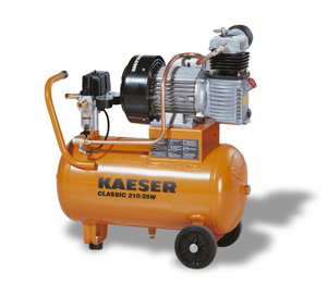 Kaeser Classic 210-25W Kompressor
