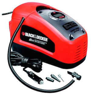 Black and Decker ASI 300 Kompressor Test